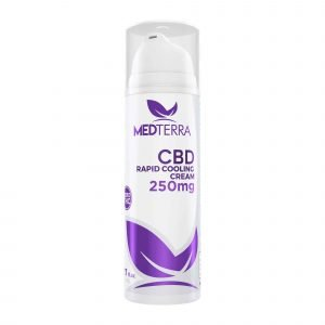 MedTerra CBD Topical Cream Cream - 250mg
