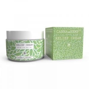Canna Hemp CBD pain relief cream 250mg