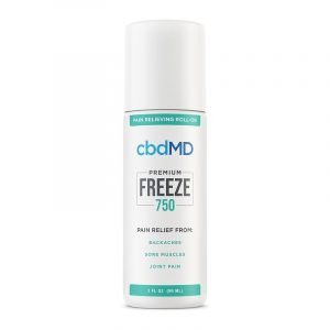 cbdMD FREEZE 750MG