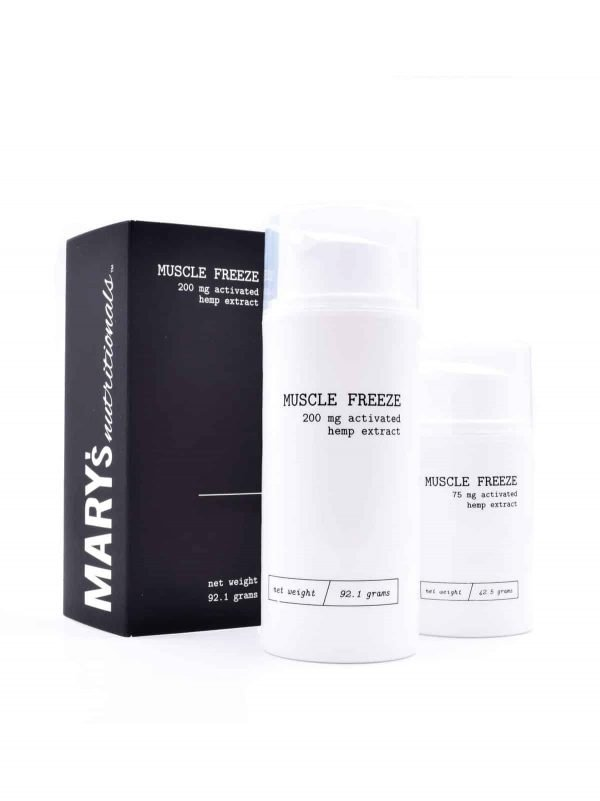 Mary's Muscle Freeze 200mg