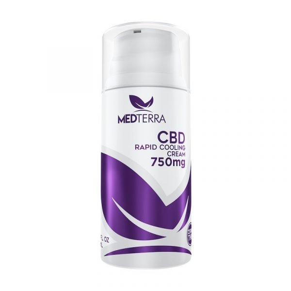 Medterra CBD Cooling Cream 750MG