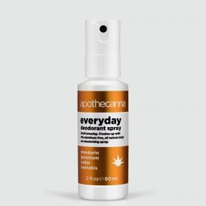 Apothecanna Everyday Deodorant Spray 25mg