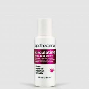 Apothecanna Leg and Foot Cream 25mg