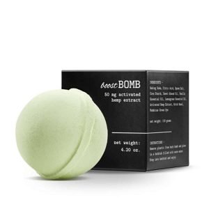 > Bath Bombs – Boost Bomb