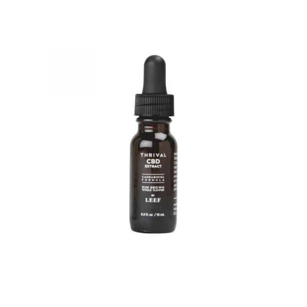 Leef Thrival CBD Extract
