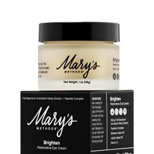 Mary's Nutritionals BRIGHTEN – Restorative Eye Cream