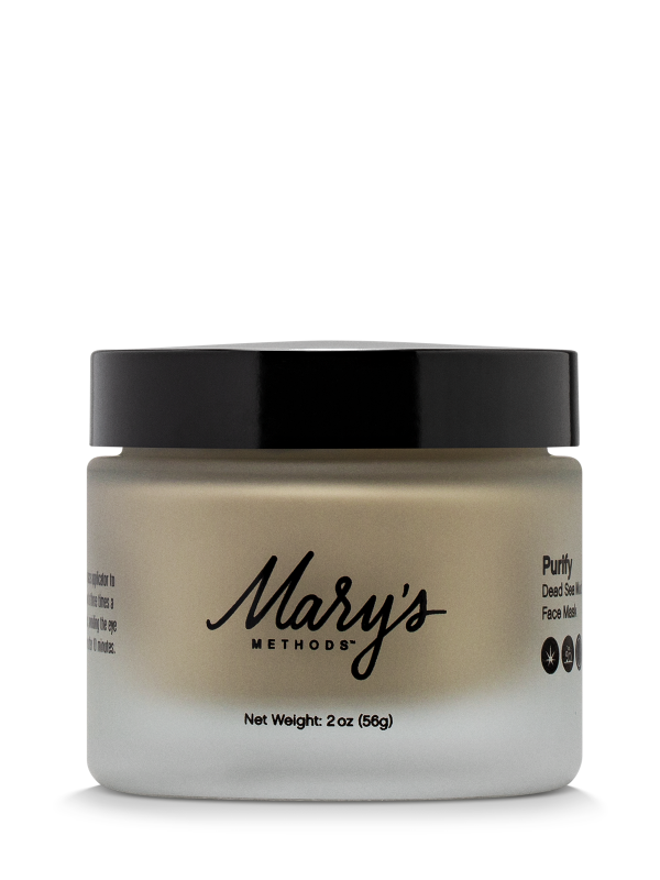 Mary's Nutritionals PURIFY – Dead Sea Mud Mask