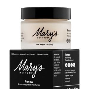 Mary's Nutritionals RENEW – Illuminating Face Moisturizer