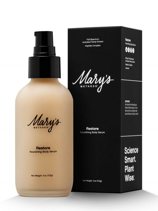Mary's Nutritionals RESTORE – Nourishing Body Serum