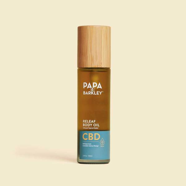 papa and barkley body releaf oil