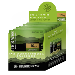Charlotte's Web CBD Calm Gummies - 6 Pack