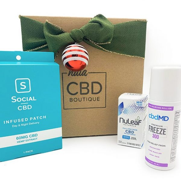 CBD products for muscle recovery