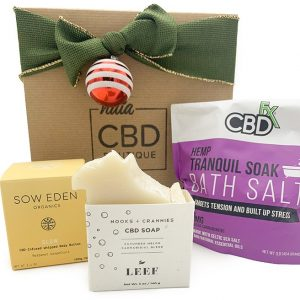 CBD products for relaxation
