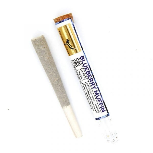 Fenix Blueberry Muffin CBD Pre Roll (1 Gram)
