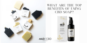What Are The Top Benefits of Using CBD Soap?
